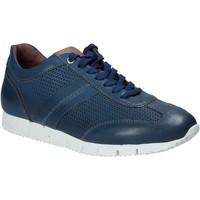 Sapatos Homem Sapatilhas Maritan G 140557 Azul