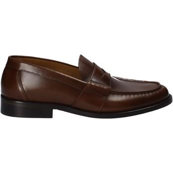 Sapatos Homem Mocassins Maritan G 160496 Castanho