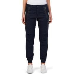 Textil Mulher Calças de ganga slim Gas 360684 Azul
