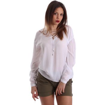Textil Mulher Tops / Blusas Gaudi 73BD47209 Branco
