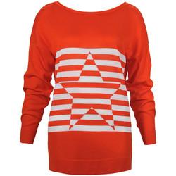 Textil Mulher camisolas Denny Rose 73DR15013 Laranja