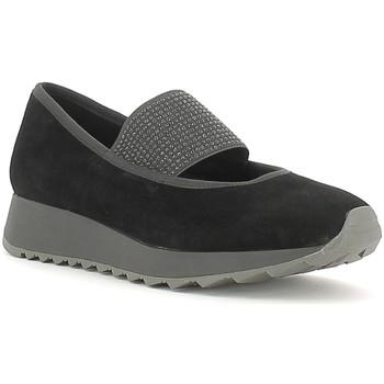 Sapatos Mulher Sabrinas Café Noir NEM512 Preto