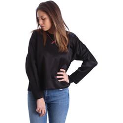 Textil Mulher Sweats Emporio Armani EA7 6XTM68 TN11Z Preto