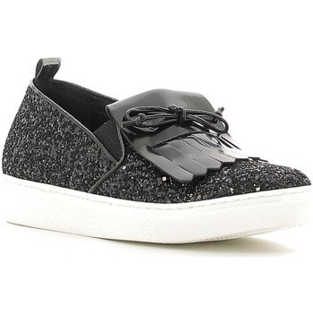 Sapatos Mulher Slip on Grunland SC2075 Preto