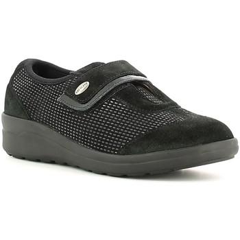 Sapatos Mulher Mocassins Grunland SC1481 Preto