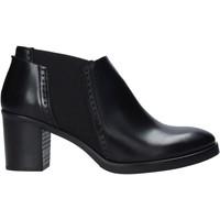 Sapatos Mulher Botas baixas Mally 5400 Preto