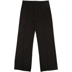Textil Mulher Calças Fornarina BIF1I68C96600 Preto
