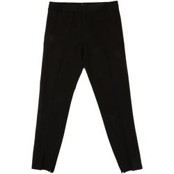 Textil Mulher Calças Fornarina BIF1I70L24700 Preto