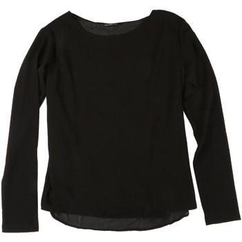Textil Mulher camisolas Fornarina BIF4547C96600 Preto