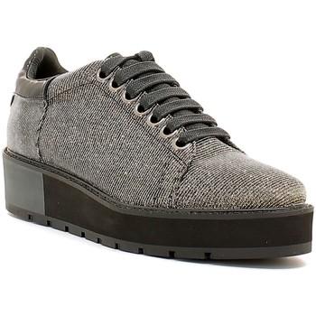 Sapatos Mulher Sapatilhas Apepazza DLG06 Cinzento