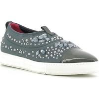 Sapatos Mulher Slip on Alberto Guardiani GD33191B Preto