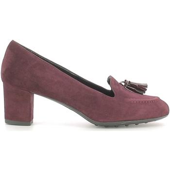 Sapatos Mulher Mocassins Grace Shoes 206 Vermelho
