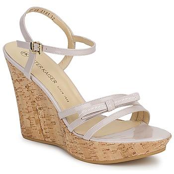 Sapatos Mulher Sandálias Peter Kaiser RUTH Bege