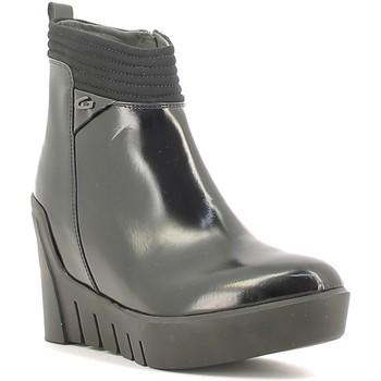 Sapatos Mulher Botins Alberto Guardiani SD57522B Preto