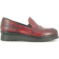 Sapatos Mulher Mocassins Rogers 1522 Vermelho