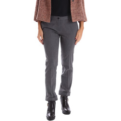 Textil Mulher Chinos Gazel AB.PA.LU.0040 Cinzento