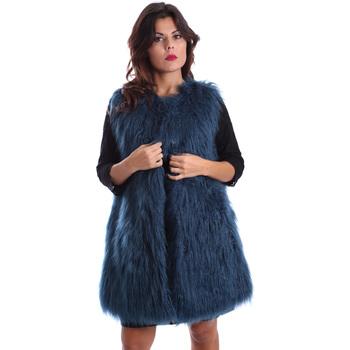 Textil Mulher Casacos Gazel AB.CS.GL.0001 Azul