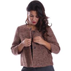 Textil Mulher Casacos Gazel AB.CS.GI.0043 Rosa