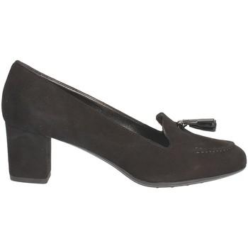 Sapatos Mulher Mocassins Grace Shoes 206 Preto