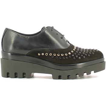 Sapatos Mulher Richelieu Soldini 20030-2 Preto