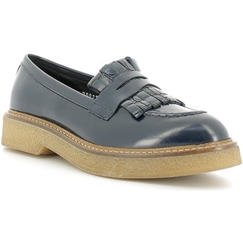 Sapatos Mulher Mocassins Soldini 20027-2 Azul