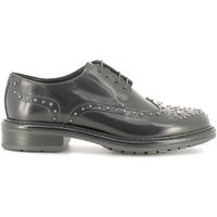 Sapatos Mulher Sapatos Soldini 19963-B Preto