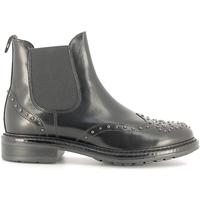 Sapatos Mulher Botins Soldini 19960-B Preto