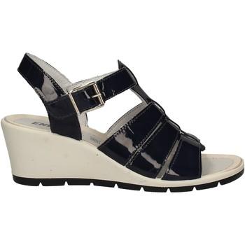 Sapatos Mulher Sandálias Enval 7986 Azul