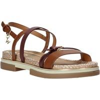 Sapatos Mulher Sandálias Wrangler WL01584A Bege