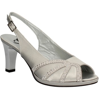 Sapatos Mulher Sandálias Grace Shoes E7793 Cinzento