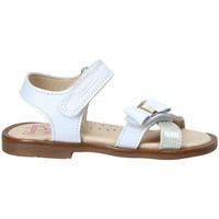 Sapatos Rapariga Sandálias Pablosky 0534 Branco