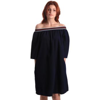 Textil Mulher Vestidos curtos Fornarina SE178D60D883NT Azul