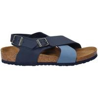 Sapatos Criança Sandálias Birkenstock 1008506 Azul