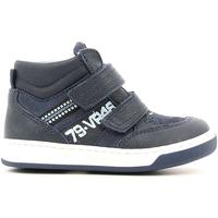 Sapatos Criança Sapatilhas de cano-alto Melania ME1170B6I.B Azul