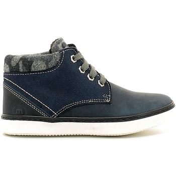 Sapatos Criança Botas baixas Melania ME6072F6I.A Azul