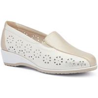 Sapatos Mulher Mocassins Susimoda 4412 Ouro