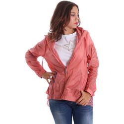 Textil Mulher Corta vento Fornarina BE173C30N29968 Rosa