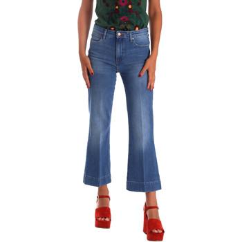 Textil Mulher Calças de ganga bootcut Wrangler W230BG39W Azul