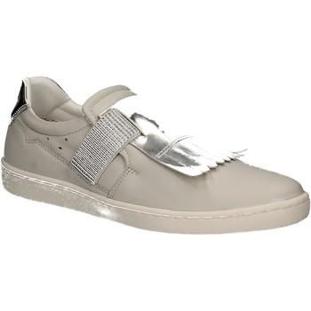 Sapatos Mulher Slip on Keys 5058 Branco