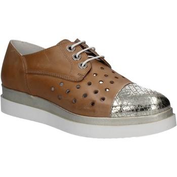 Sapatos Mulher Sapatos Keys 5107 Castanho