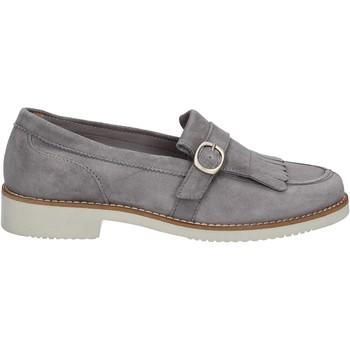 Sapatos Mulher Mocassins Maritan G 160489 Cinzento