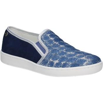Sapatos Mulher Slip on Keys 5051 Azul