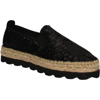 Sapatos Mulher Alpargatas Keys 5346 Preto