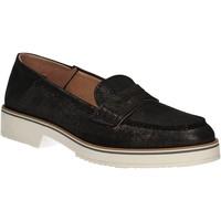 Sapatos Mulher Mocassins Mally 5876 Preto