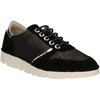 Sapatos Mulher Sapatilhas Mally 5938 Preto