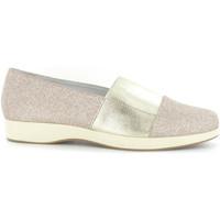 Sapatos Mulher Mocassins Stonefly 108059 Ouro