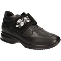 Sapatos Mulher Sapatilhas Byblos Blu 672011 Preto