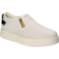 Sapatos Mulher Slip on Byblos Blu 672026 Branco