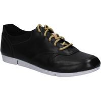 Sapatos Mulher Sapatilhas Clarks 123799 Preto