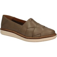 Sapatos Mulher Slip on Clarks 123015 Verde